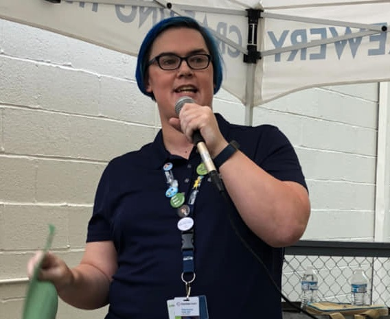 Ramona's Speech at Yellow Springs Pride – June 27, 2019